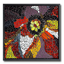 2005 - Flower (Orange Yellow)